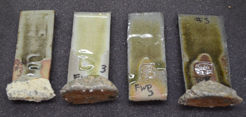 Palm Ash 45 - Nepheline Syenite 45 - Lizella 10