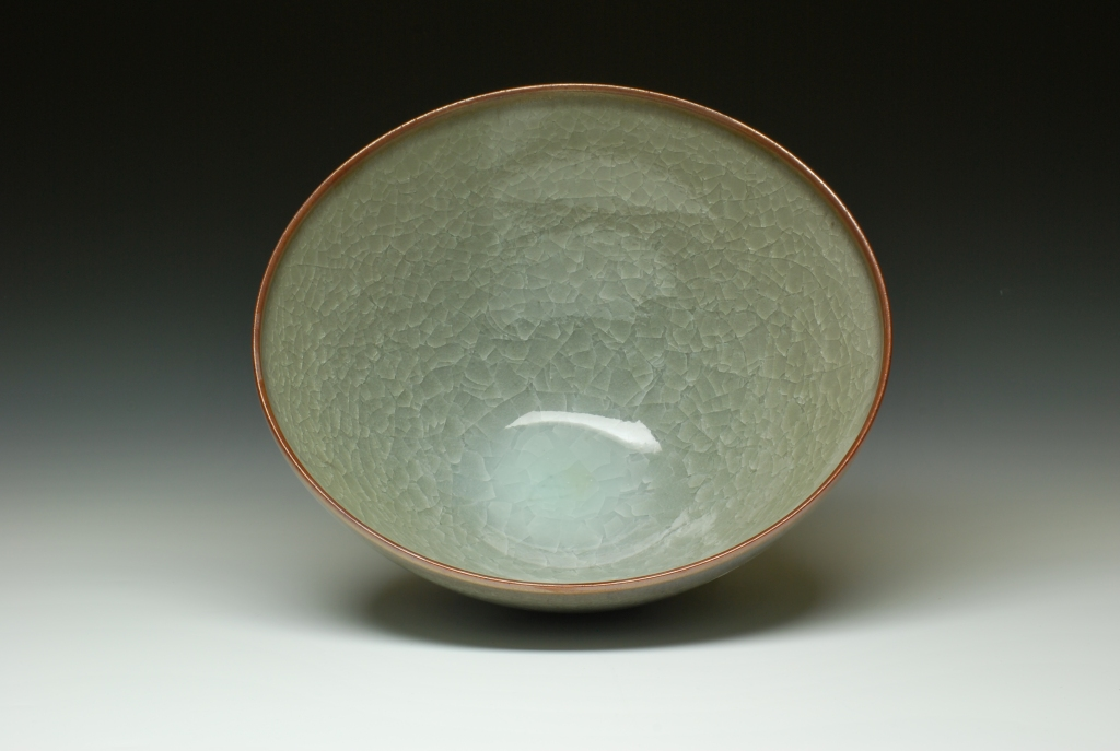 Ice Crackle Bowl