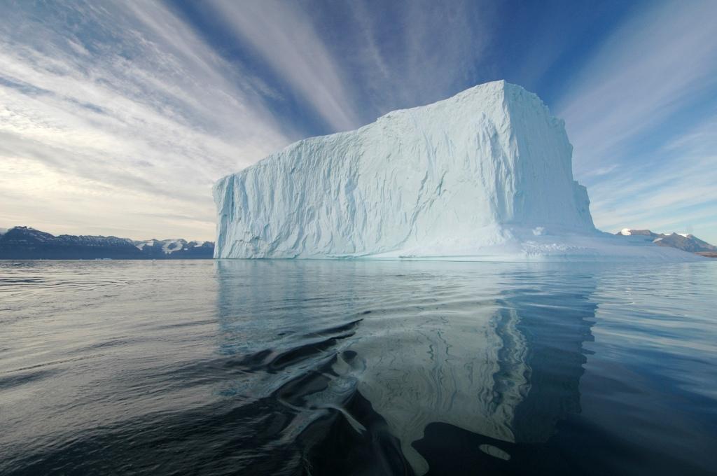 Denmark Iceberg