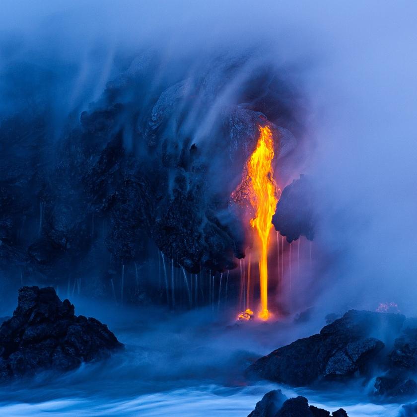 Credit: Miles Morgan Big Island, Hawaii