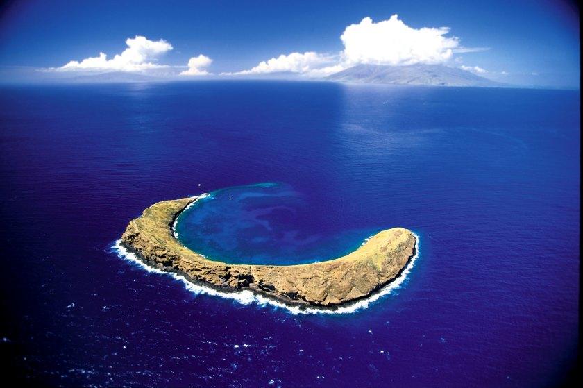 Molokini Crater - Near Maui