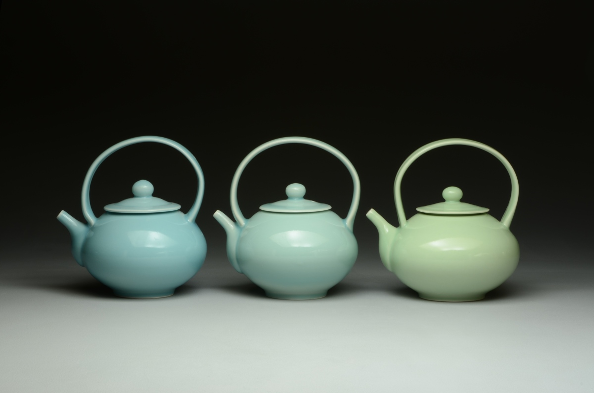 New Teapots by Matt Fiske