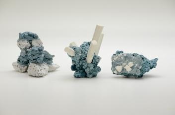 Blue Matrix Kaolith Grouping