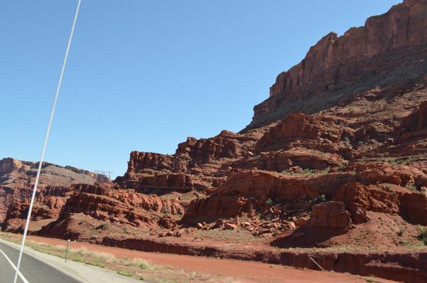 Moab Red Rocks