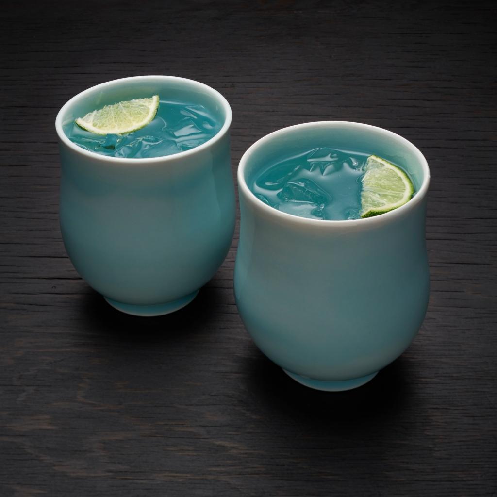 Fiske Celadon Blue