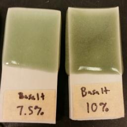 Basalt Celadon 7.5%, 10%