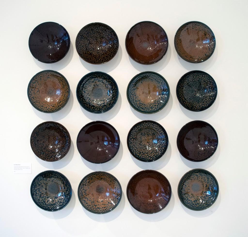 16 Lava Oilspot Bowls